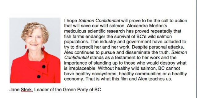 BC Green Party and Green Party of Canada are Consistent!
